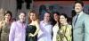 NBC6 anchor Jackie Nespral, Amigos For Kids Chairman Pedro Capo, Miss Universe 1996 Alicia Machado, AFK Co-Founder Jorge Plasencia, actress Gaby Espino, AFK Pres/CEO Rosa Maria Plasencia, WSVNs Deco Drive Louis Aguirre