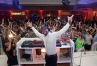 Miami Heat resident deejay, DJ Irie