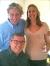 Sebastian Spreng with Daniel Davis & Suzy Litt Lyon