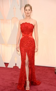 1 BEST Rosamund Pike in Givenchy