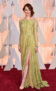 10 BEST Emma Stone in Elie Saab