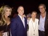 Celeb chef Ana Quincoces, Dr. Alejandro Badia, Carole and Oscar Seikaly