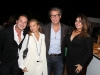 Farid Moussallem, Carole and Oscar Seikaly, Lourdes Valls