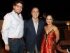 Juan Herrera, Dr. Alejandro Badia, Carolina Lanao