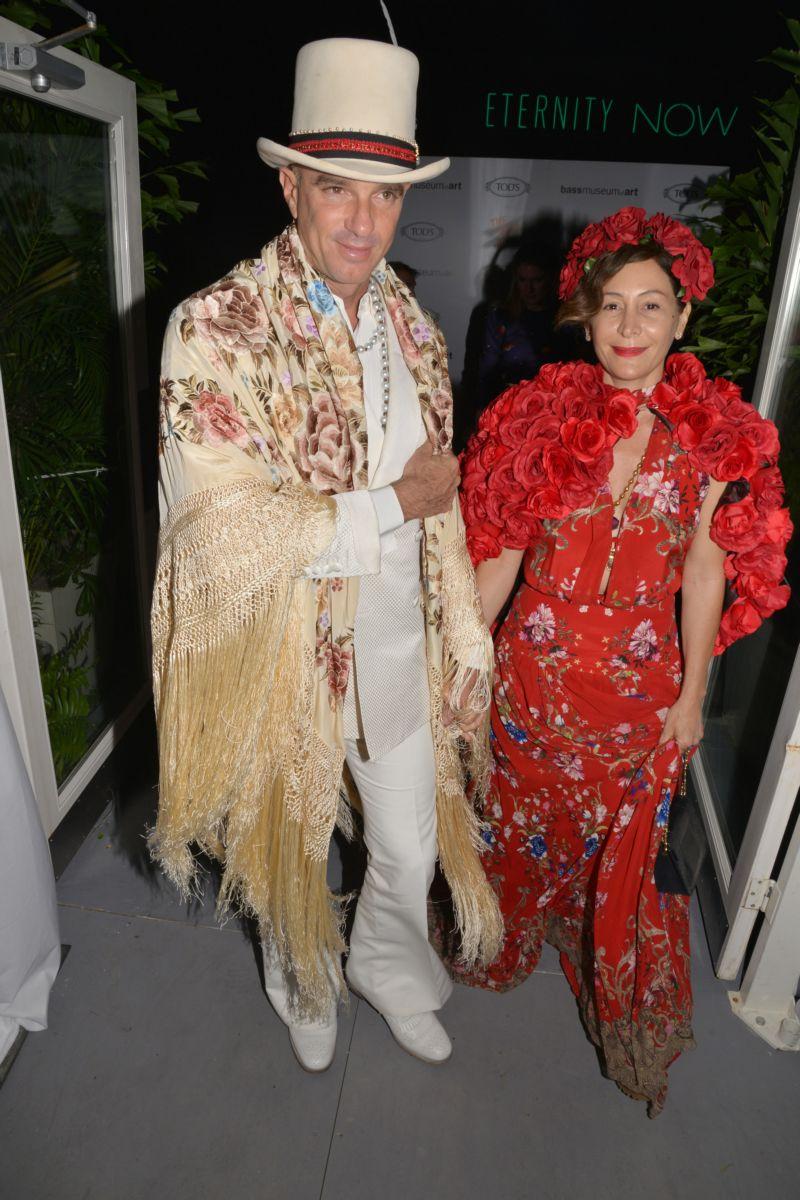 Alan Faena and Ximena Caminos by Manny Hernandez