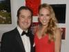 CEO of TOD'S North America Roberto Lorenzini and Sierra Lorenzini by Manny Hernandez