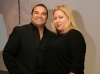 Johnny Chavez and PAMM\'s Leann Standish