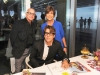 Carlos with his parents, Bobby and Teresa Betancourt