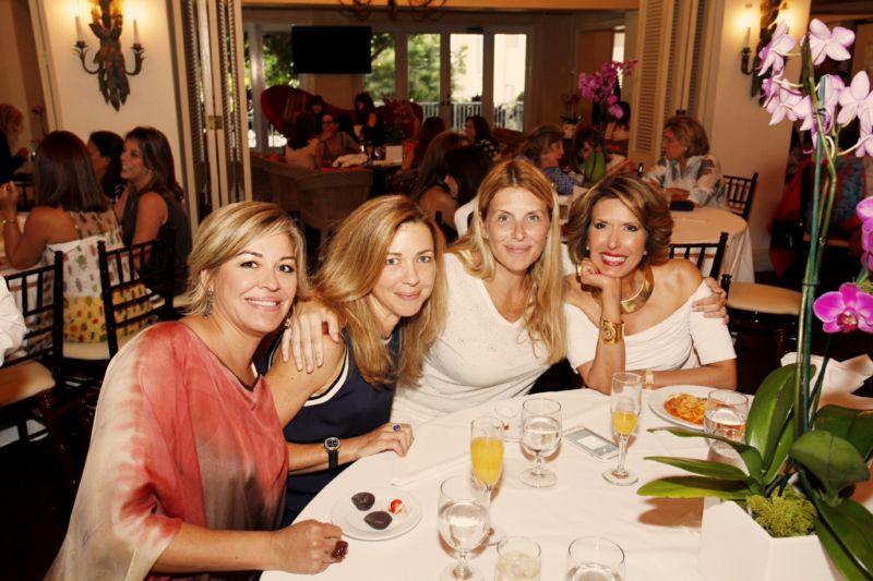 Malena Assing, Rita von der Goltz, Sol Picon, Daisy Olivera
