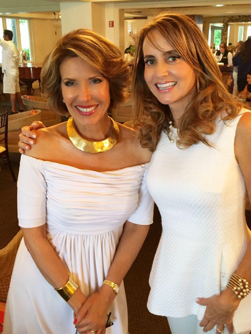 Daisy Olivera and Ana Cristina Defortuna