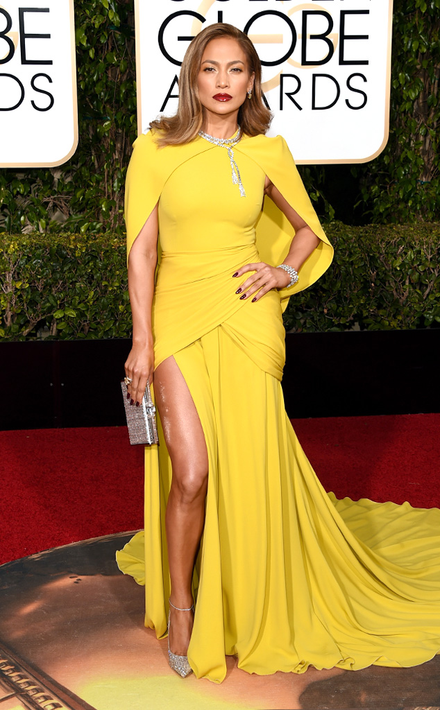 BEST DRESSED Jennifer Lopez in Giambatista Valli