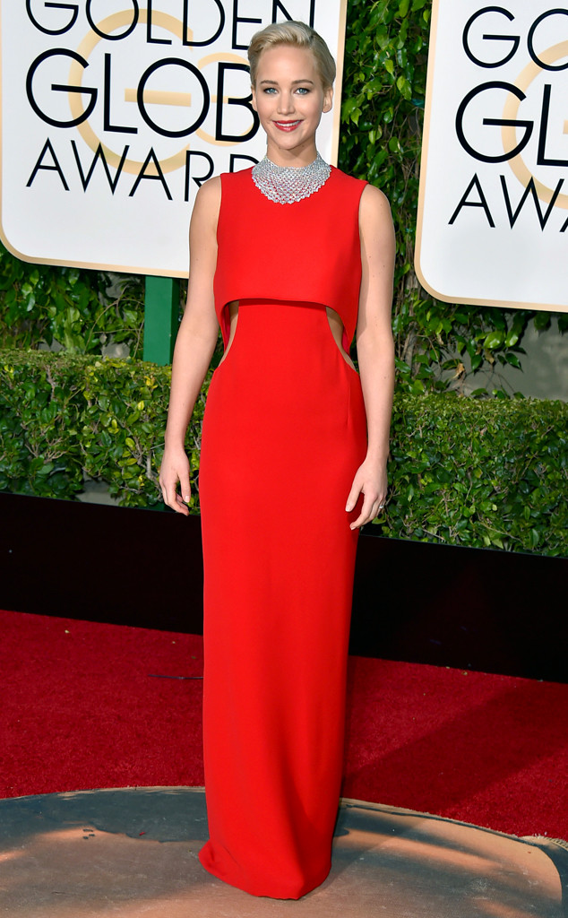 BEST DRESSED Jennifer Lawrence in Dior