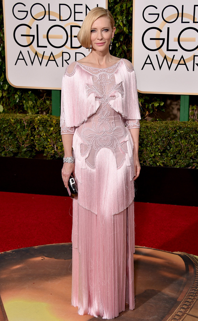WORST DRESSED Cate Blanchett in Givenchy