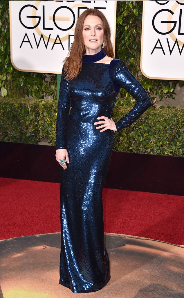 UNDERWHELMING Julianne Moore in Tom Ford