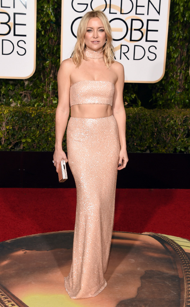 YAWN Kate Hudson in Michael Kors Collection