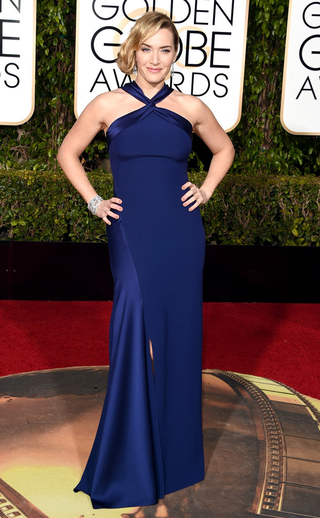 UNDERWHELMING Kate Winslet in Ralph Lauren