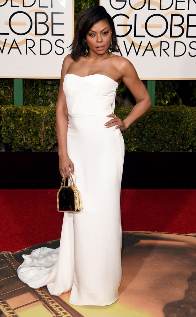 YAWN Taraji P. Henson in Stella McCartney