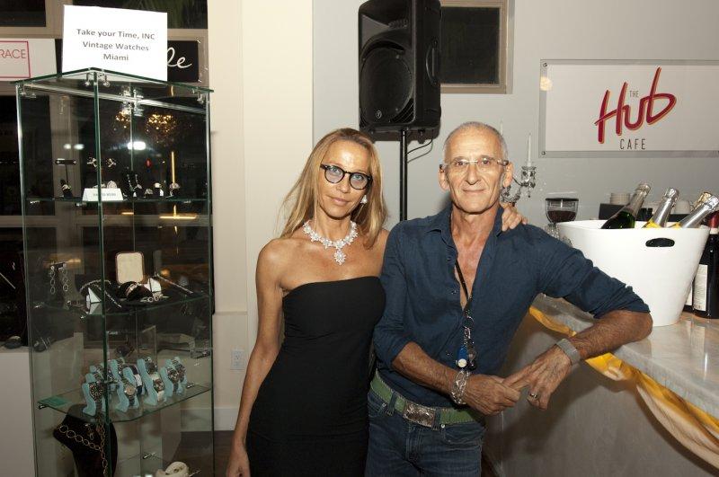 2  Lidia  Massimo  Baraka  Owners  Of  Take  Your  Time  Inc