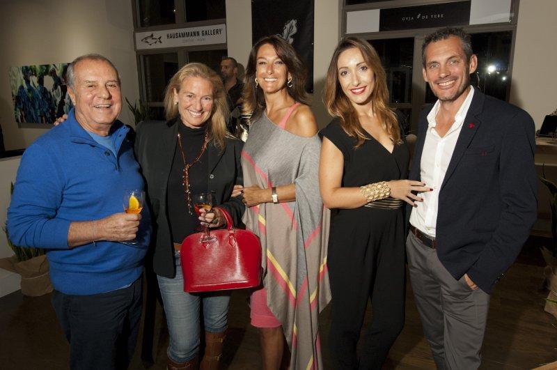Guests  With  Valentina  Mazzei  Marc  Di  Maggio