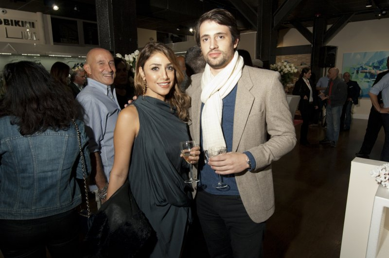 Italian  Style  At  The  Hub  Stores  Opening