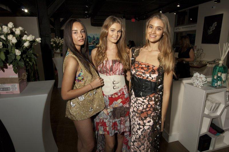 Models  From  Miss  Bikini