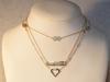 Diamonds Unleashed necklaces