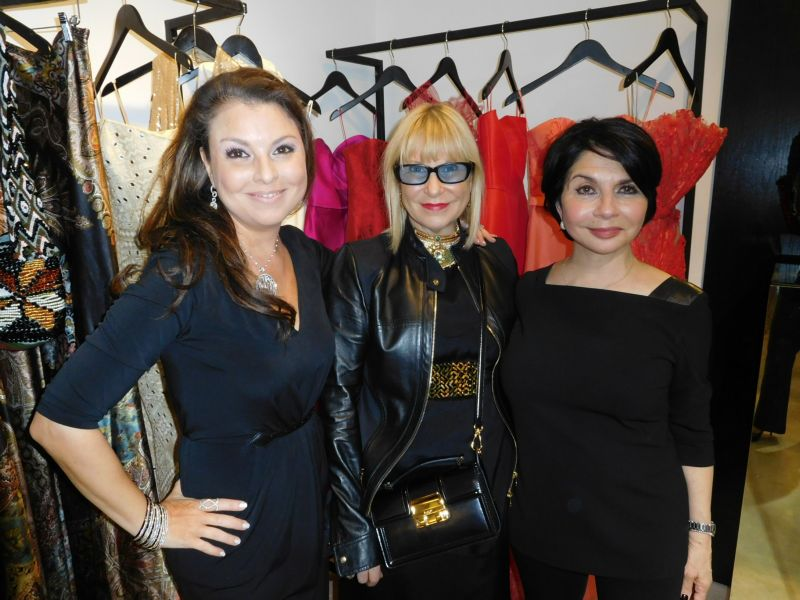 Christina Termine, Elysze Held, Mayda Cisneros