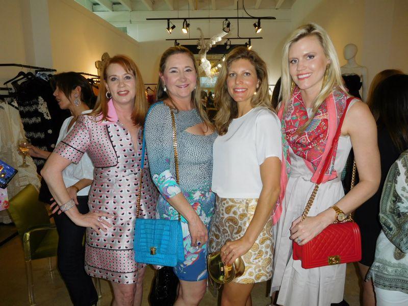Pearl Baker Katz, Nicole Lozano, Lauren Beall, Kristin Ducote