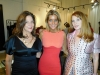 Linda Levy Goldberg, Tina Carlo, Pearl Baker Katz
