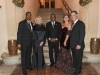Rayfield McGhee Jr. Esq, Cathy Jones, Gene Montestine, Laura and Juan Munilla