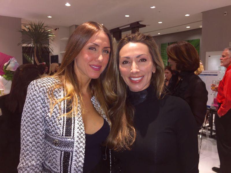 Christy Martin, Carol Iacovelli