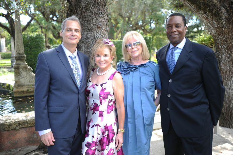 Dr. Joel Hoffman, Swanee DiMare, Cathy Jones, Rayfield McGhee
