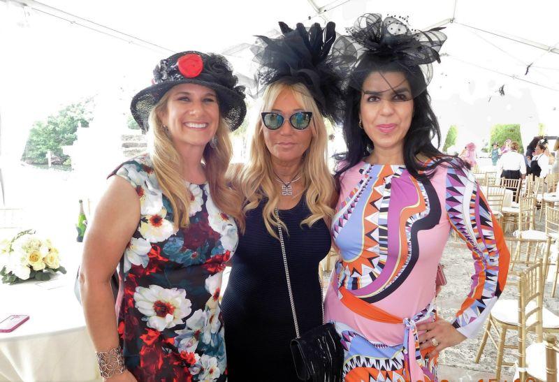 Laura Sobrino Robbins, Irene Korge, Patricia Fuller