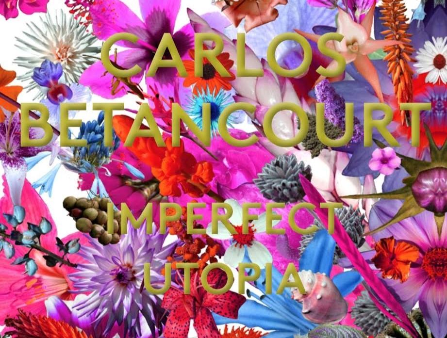 Carlos IMPERFECT UTOPIA BOOK COVER