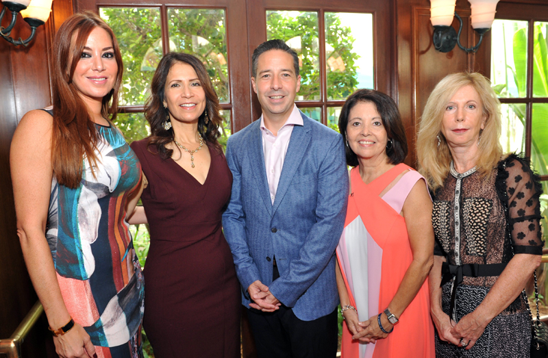 JAZZ 1 LEAD Alexis Calleja, Migna Sanchez-Llorens, Rob Bowlby, BBBS Miami Chair, Lydia Muniz, Bonnie Crabtree